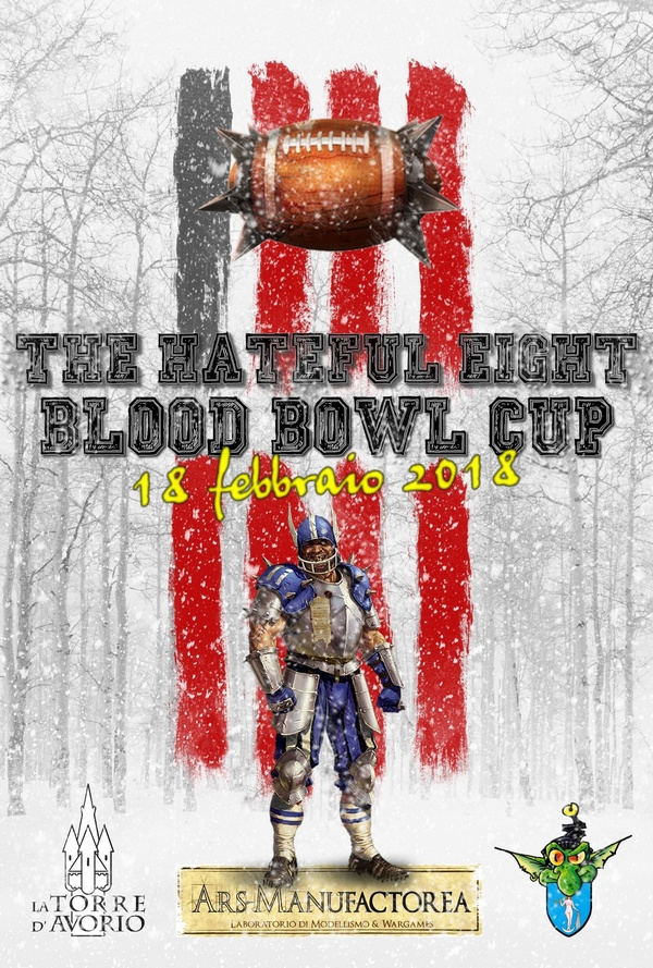 Hateful Eight Blood Bowl Cup 2018